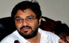 BJP stands strongly behind Babul Supriyo