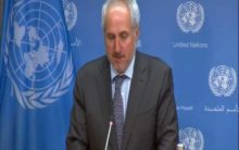 India, Pak must resolve Kashmir issue through dialogue: UNSG