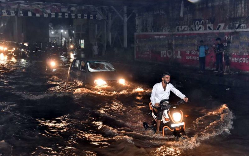 Hyderabad receives 80% of Sept's rainfall in 48 hours