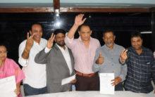 Azharuddin elected as HCA prez