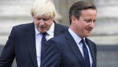 Photo of Ex-PM Cameron slams Johnson over Brexit
