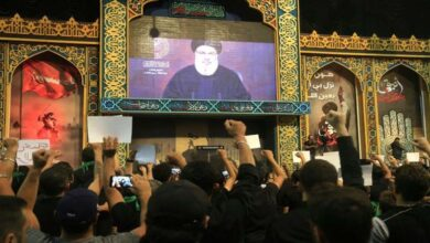 Photo of Hezbollah chief says 'no more red lines' against Israel