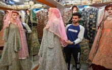 Kashmir trims its big fat weddings after Indian lockdown