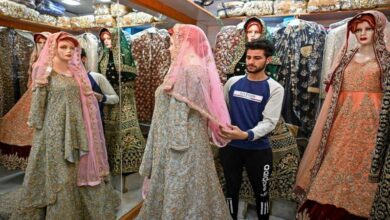 Photo of Kashmir trims its big fat weddings after Indian lockdown