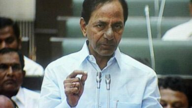 Photo of KCR rules out taking back striking TSRTC employees