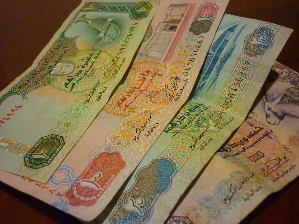 Dirhams worth Rs 67L seized from passenger at RGIA
