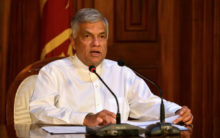 Sri Lanka PM faces party challenge in presidential battle