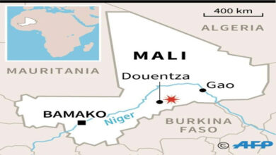 Photo of 14 bus passengers killed by road mine in Mali
