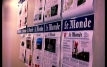 France's Le Monde shareholders sign independence peace pact