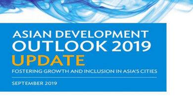 Photo of Indian economy to grow 6.5 pc in FY19, 7.2 pc in FY20: ADB