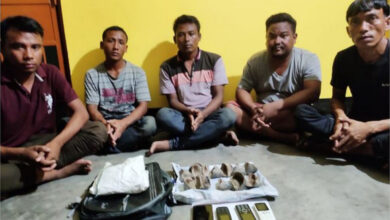 Photo of Assam: Rhino nails seized, 5 arrested in Biswanath