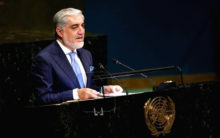 Afghanistan: Abdullah claims win over Ghani in election
