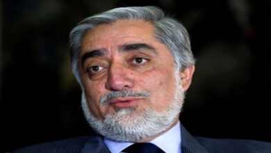 Photo of Abdullah Abdullah claims victory in Afghan prez race