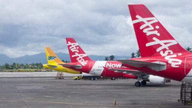 Photo of Stray dogs abort Air Asia flight take-off, AAI denies