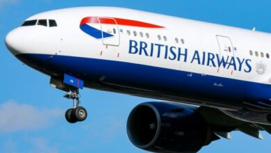 Photo of British Airways pilots call off strike planned for Sept 27