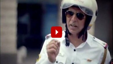 Photo of Funny Akshay Kumar clip on traffic rules goes viral