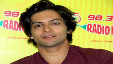 Photo of I'm happy with my career but not satisfied: Ali Fazal