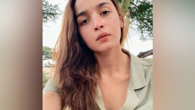 Photo of Alia Bhatt supports fundraising for kids with heart diseases