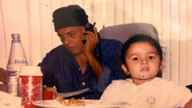 Photo of No one like you: Alia Bhatt wishes 'pops' Mahesh on his birthday