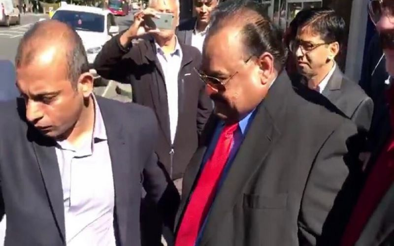 London: Altaf Hussain's bail extended again for month