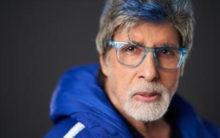 Amitabh Bachchan wraps up 'Jhund'