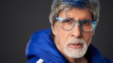Photo of Amitabh Bachchan wraps up 'Jhund'