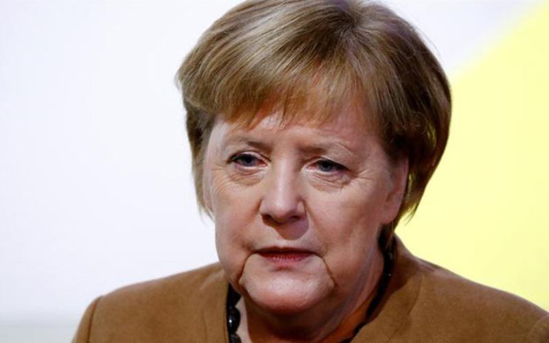 J&K: Situation in Valley unsustainable, not good: Merkel