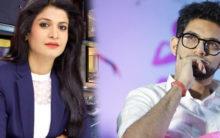 Here's why anchor Anjana apologized to Aditya Thackeray