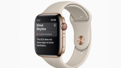 Photo of Doctors hail new heart health tools on Apple Watch in India
