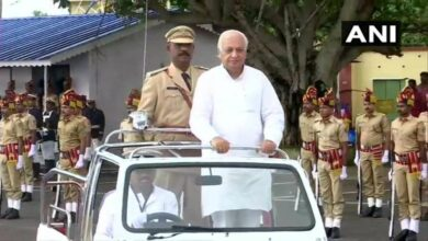 Photo of Arif Mohammad Khan sworn in as new Kerala Governor