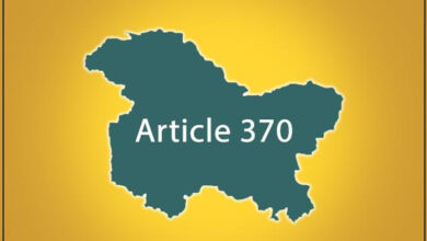Photo of Abrogation of Article 370: SC sets up Constitution bench