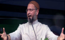 Even the best calcium injection cannot strengthen Congress: Owaisi