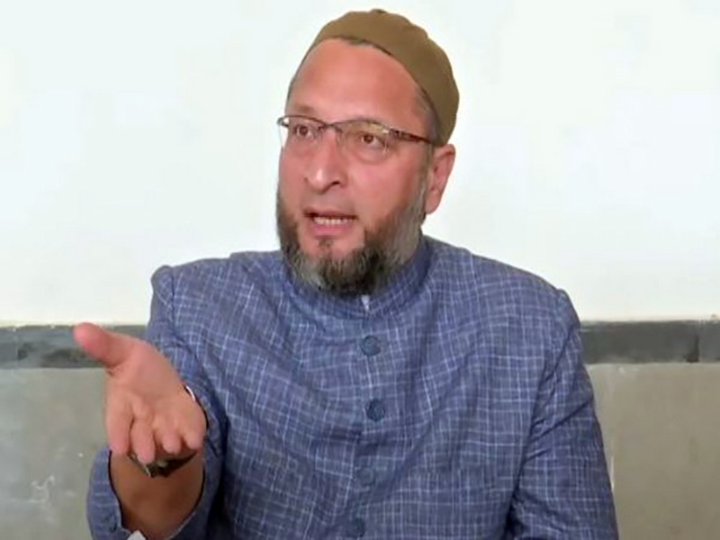 Do Muslims form part of Owaisi's agenda?