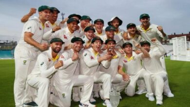Photo of For the first time in 47 years, Ashes ends in draw
