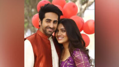 Photo of Bhumi gets nostalgic as 'Shubh Mangal Saavdhan' clocks 2 years