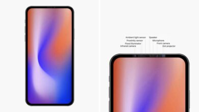 Photo of Next Generation 6.7-inch iPhone to Ditch Notch, Embed Face ID In