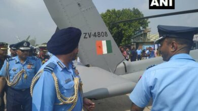 Photo of Apaches to enhance Air Force's combat capability: IAF Chief
