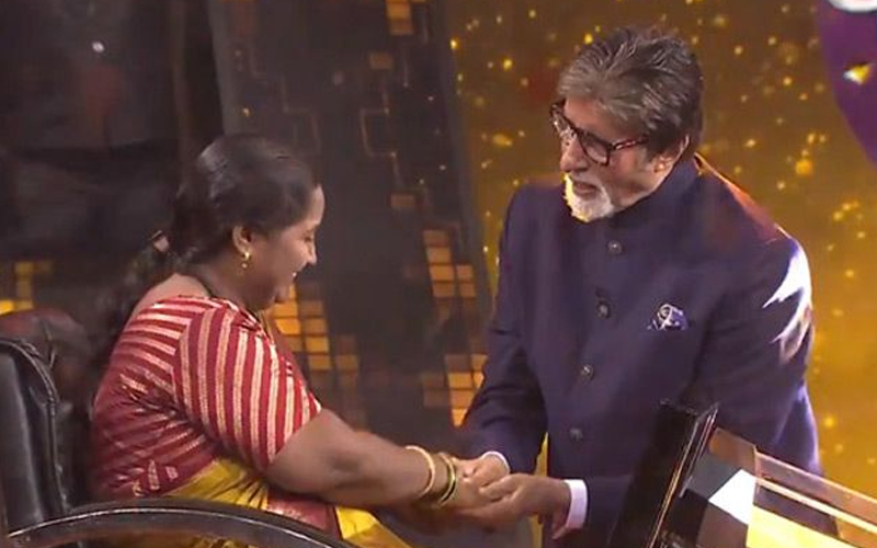 KBC 11: After farmer's son, mid-day meal cook wins 1 crore