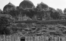 Courts in the Dock Over Ayodhya
