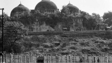 Photo of Judge hearing Babri Masjid demolition case gets extension