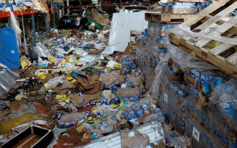 After Bahamas, Hurricane Dorian causes flooding in N Carolina