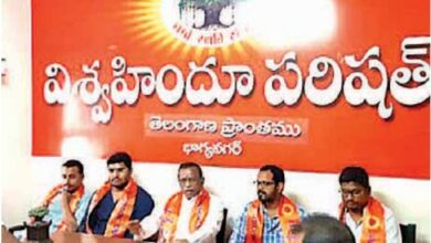 Hyderabad: Bajrang Dal back as moral police at garba