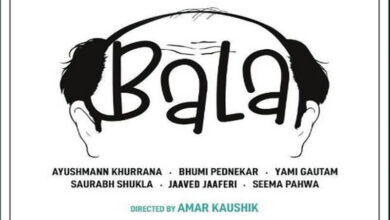 Photo of Ayushmann Khurrana's 'Bala' gets a new release date