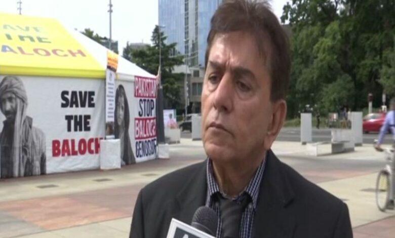 Pak's outcry over Kashmir is hypocrisy, says Baloch activist