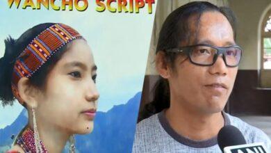 Photo of Wancho language: Man scripts new tribal alphabet