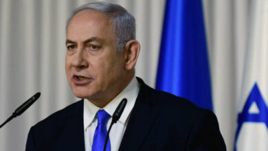 Photo of Netanyahu given first chance to form new Israeli gov't