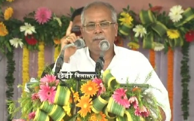 Biggest problem in Chhattisgarh is malnutrition, says Baghel