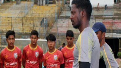 Photo of Team is prepared, aim to qualify from group, says U16 coach Fernandes