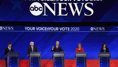 Photo of Biden fights off rivals in Democratic 2020 debate