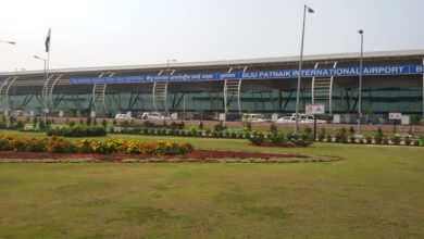 Photo of Bhubaneswar airport to remain partially shut for 8 months